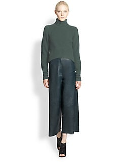 Derek Lam - Leather Culottes