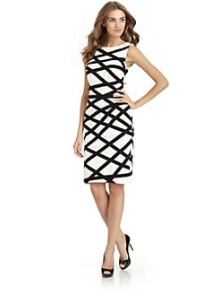 Tadashi Shoji - Banded Dress