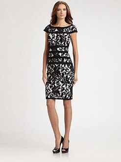 Tadashi Shoji - Lace Dress