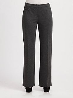 Marina Rinaldi, Salon Z - Pastena Dress Pants
