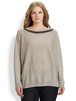 Marina Rinaldi, Salon Z - Ametista Wool Sweater