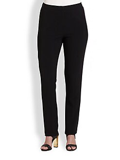 Marina Rinaldi, Salon Z - Ramato Straight-Leg Pants