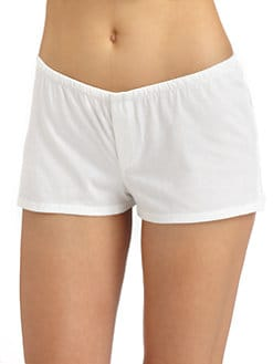 Donna Karan - Relaxed Pajama Shorts
