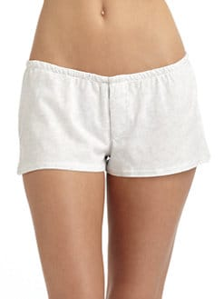 Donna Karan - Pajama Shorts