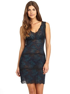 Nicole Miller - Lace Chemise