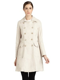 Via Spiga - Double Breasted Trenchcoat