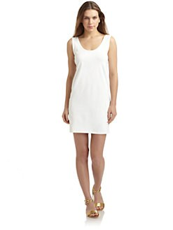 Chloe - Sleeveless Tie-Back Dress
