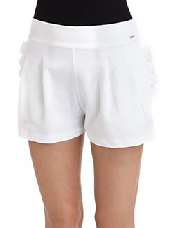 Chloe - Stretch Knit Shorts