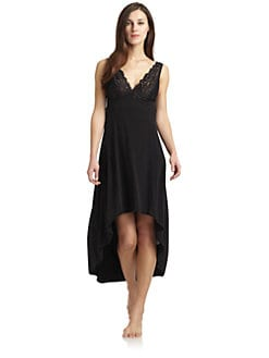 Nicole Miller - Lace Cup Chemise