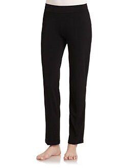 Nicole Miller - Slim-Leg Pajama Pants