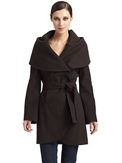 Tahari - Marla Wrap Coat