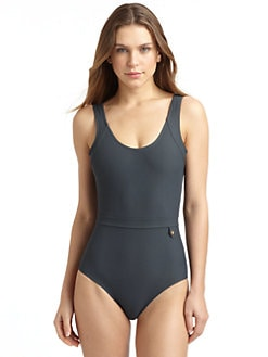 Chloe - Scoop Back One-Piece Swimsuit