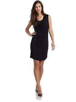 Yummie Tummie - Lois Draped Dress