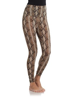 Yummie Tummie - Allie Python Leggings