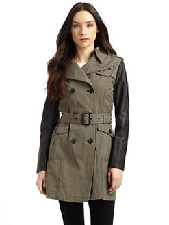 MARC NEW YORK by ANDREW MARC - Vanessa Trench Coat