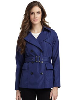 MARC NEW YORK by ANDREW MARC - Nimbus Short Trench Coat