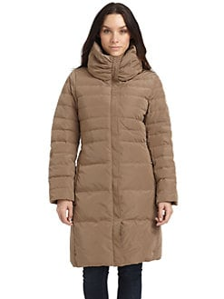 Gimo's - Pillow Collar Puffer Coat