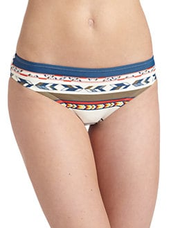 6 Shore Road - Colba Printed Bikini Bottom