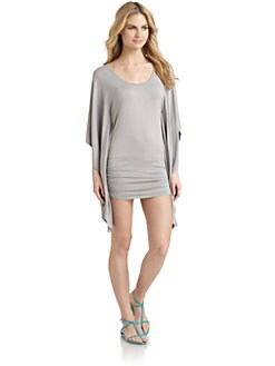 6 Shore Road - Stretch-Jersey Batwing-Sleeve Dress
