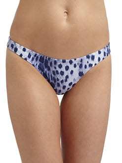 Cia.Maritima Swim - Leopard Bikini Bottom