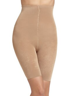 Donna Karan - Body Perfect Mid-Thigh Shaper/Dark Beige