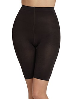 Donna Karan - Body Perfect Everyday Smoothing Mid-Thigh Shaper/Black