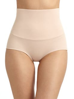 Yummie Tummie - Briefie High-Waisted Underwear/Nude