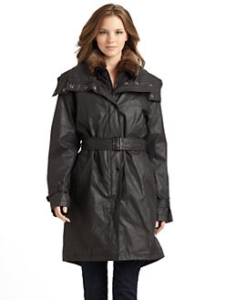 SAM. - Fur Trim Utility 2-In-1 Jacket
