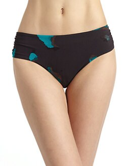 Natori - Abstract Full Coverage Bikini Bottom