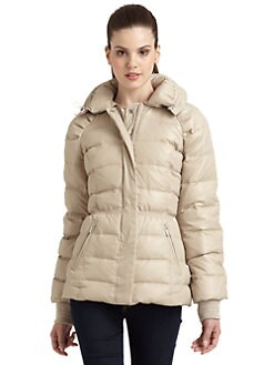 Rainforest - Reversible Down Puffer Coat