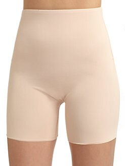 Yummie Tummie - Shortie Hi-Cut Briefs/Nude