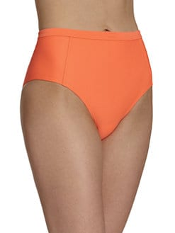 6 Shore Road - Cliff Convertible High-Waist Bikini Bottom