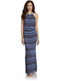Cia.Maritima Swim - Nomad Stripe Maxi Dress