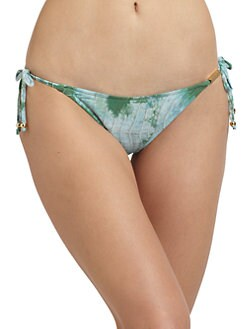 Cia.Maritima Swim - Crocodile Bikini Bottom