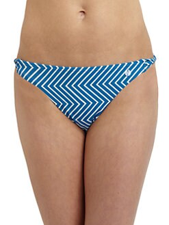 French Connection - Ziggy Twist Bikini Bottom