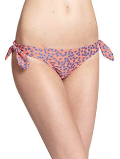 French Connection - Starry Night Side-Tie Bikini Bottom