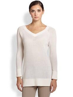 Piazza Sempione - V-neck Sweater