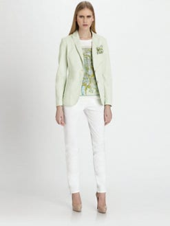 Piazza Sempione - Garment-Dyed Blazer