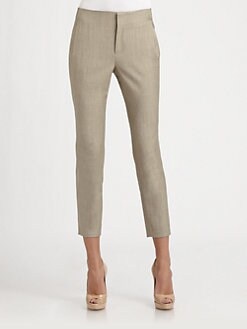 Piazza Sempione - Stretch Wool Pants