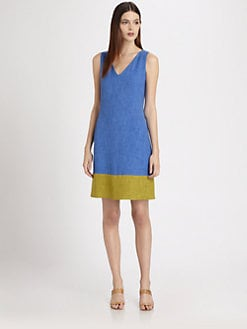 Piazza Sempione - Colorblock Stouia Dress