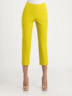 Piazza Sempione - Stretch Cotton Audrey Pants