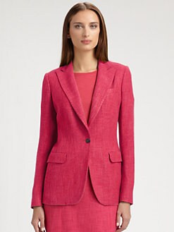 Piazza Sempione - Stouia One-Button Jacket