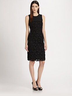 Piazza Sempione - Sleeveless Lace Dress