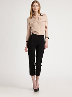 Piazza Sempione - Stretch-Silk Blouse