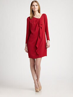 Piazza Sempione - Ruffle-Front Dress