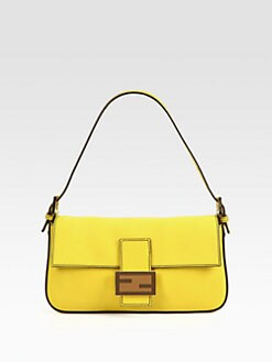 Fendi - Baguette Shoulder Bag