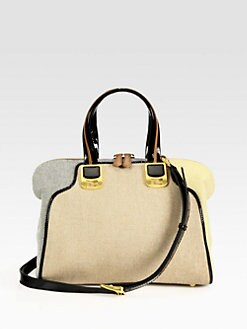 Fendi - Chameleon Canvas Duffle Bag
