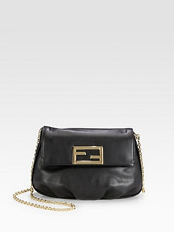 Fendi - Leather Pouchette