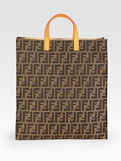 Fendi - Zucca Always Jacquard Shopper