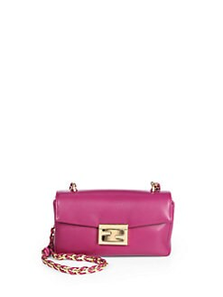 Fendi - Be Baguette Shoulder Bag